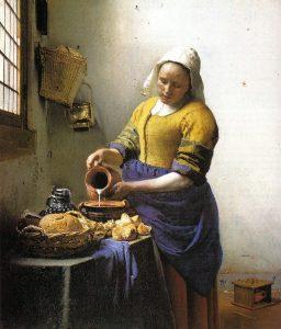 laitiere_vermeer