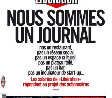 Libération restera-t-il un journal ?