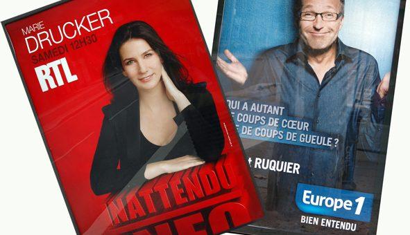 RTL-Europe 1 : le choc des couleurs